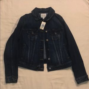 Torrid Dark Wash Denim Jacket